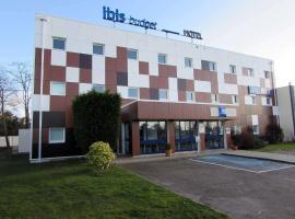 ibis budget Rouen Parc des Expos Zenith, hotel near Parc des Exposition de Rouen, Saint-Étienne-du-Rouvray