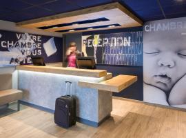 ibis budget Lyon Centre Confluence, hôtel à Lyon près de: Gare de Lyon-Perrache