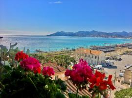 MyHome Riviera - Cannes Sea View Apartment Rentals, hotel near IUT School Nice, TC Cannes department, Cannes
