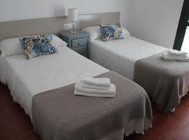Apartamentos Peregrinos, hotel in El Rocío