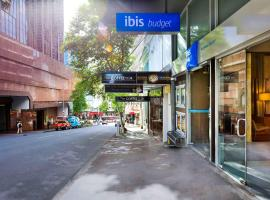ibis budget Auckland Central, hotel in Auckland