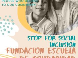 Guest House Solidaria - Stop For Social Inclusion