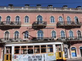 Setubalense, hotel perto de Mosteiro dos Jerônimos, Lisboa