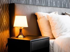 Hotel Brasserie de Huifkar, отель в городе Мидделбург