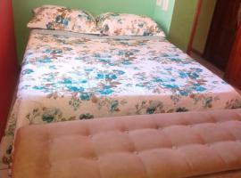Ninha hospedagem ou Ninha dos salgados, pet-friendly hotel in Mucugê