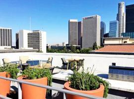 Corporate Rentals Opposite Staples Center