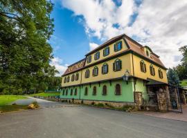 Lovecký zámeček, hotel v destinaci Buchlovice