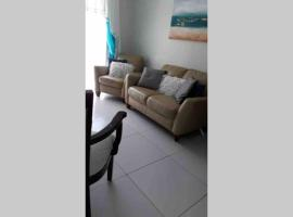 Fully furnished apartment, 5 minutes from Cibao Airport
