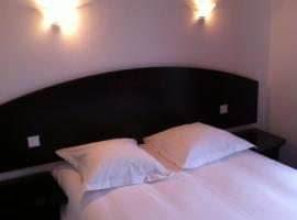 Fasthotel L'Eldorado, hôtel à Sébazac-Concourès