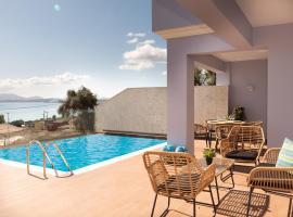 Corfu Ocean View Villa - Damian