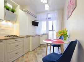 Apartment on Gorkogo 96