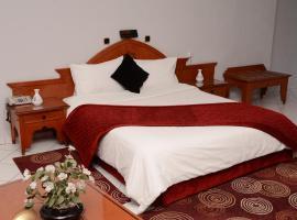 Hotel Bouregreg Rabat