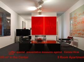 Artist Residence Schwabing