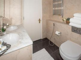 Two double-room flat in town