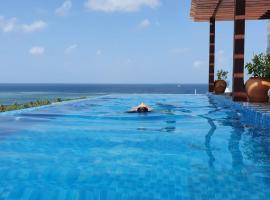 Arena Beach Hotel, guest house in Maafushi