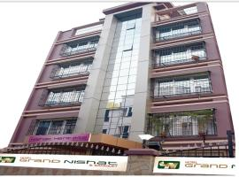 Hotel Grand Nishat & Banquet, hotel in Bankipur