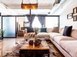 Journeyman's Loft, villa in San Diego