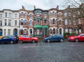 OYO Queens Quarter near Belfast City Hospital