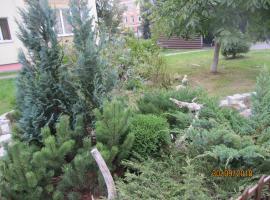 Апартаменты на Рензаева