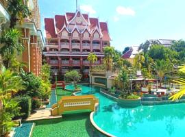KRABI NATURE LUXURY BEACH RESORT