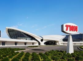 TWA Hotel at JFK Airport, pet-friendly hotel in Queens