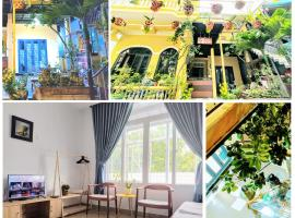 Q' Garden Homestay Villa, hotel with jacuzzis in Hue