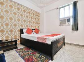 OYO 72367 Green Home Residency, hotel in Patna