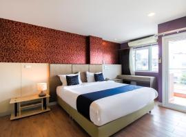 Capital O 637 Fusen Hotel near Phyathai Navamin Hospital