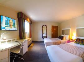 Inn at Golden Gate, hotel near Lands End, San Francisco