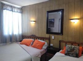 Hotel Metropolitano, hotel en Guatemala
