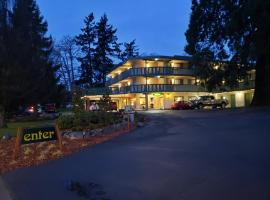 Robin Hood Inn and Suites, hotel in Victoria