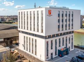 7 Days Premium Hotel Duisburg - City Centre, hotel in Duisburg