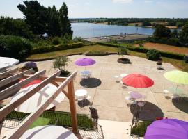 L'scale de ribou, hotel in Cholet
