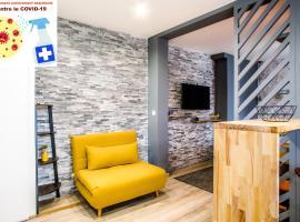 Dream's Door Geneva - T1 Centre d'Annemasse