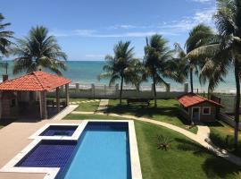 Ampla Casa na beira mar de Maragogi, pet-friendly hotel in Maragogi