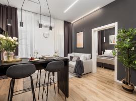 Saint Vitus Apartments with balcony, budget hotel in Rijeka