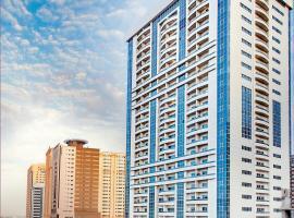 Golden Sands Hotel, hotel near Sahara Center, Sharjah