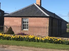 The West Lodge -dog friendly, cosy, Scottish Borders cottage