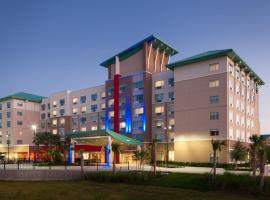 Holiday Inn Express & Suites - Orlando At Seaworld, family hotel in Orlando