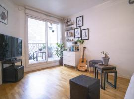 Superb apartment near PARIS EST