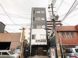 OYO Hotel PLAZA IN Namba Minami
