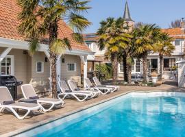 De Heerlijkheid van Noordwelle, beach hotel in Noordwelle