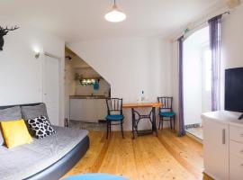 SEA-ESTA apartment in Vis