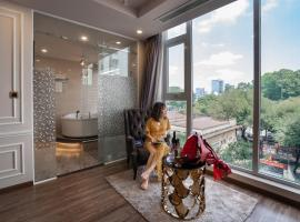 Cicilia Saigon Hotels & Spa, khách sạn gần Chợ Bến Thành, TP. Hồ Chí Minh