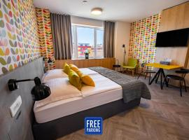 Urban Ring Hotel, hotel near BTC City, Ljubljana