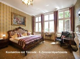 Guest house Villa Fritz, accommodation in Potsdam