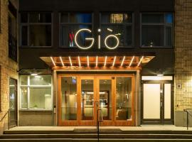 Hotel Giò; BW Signature Collection, hotel in Solna