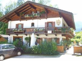 Alpenchalet Bianca, Hotel in Ramsau bei Berchtesgaden