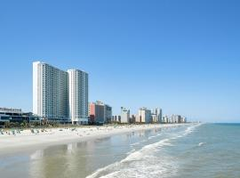 Ocean Enclave by Hilton Grand Vacations, hotel in Myrtle Beach
