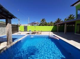 Beach House Maragogi, pet-friendly hotel in Maragogi